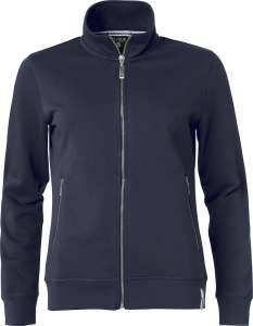 Sweatjacke bedrucken -  Dark-navy