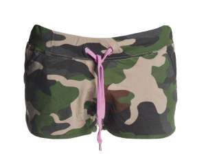 COMBAT LADY CAMOUFLAGE/NEON-FUCH