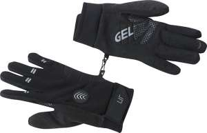 Bike Gloves Winter Black
