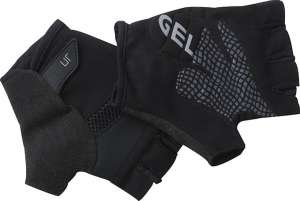 Bike Gloves Summer Black