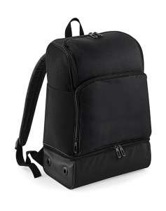 Hardbase Sports Backpack Black/black