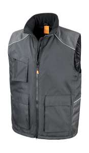 Work-Guard Vostex Bodywarmer Black