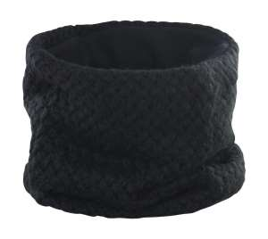 Braided Snood Black