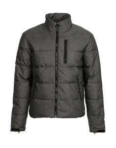Active Urban Padded Jacket Anthra Heather
