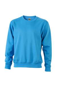 Workwear Sweat Aqua