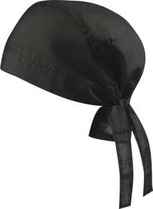 Bandana Hat Black
