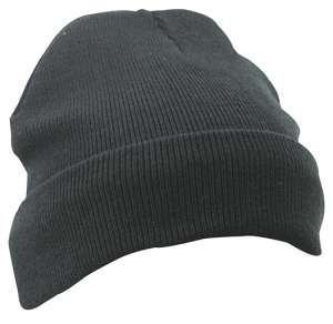 Knitted Cap Thinsulate? Black