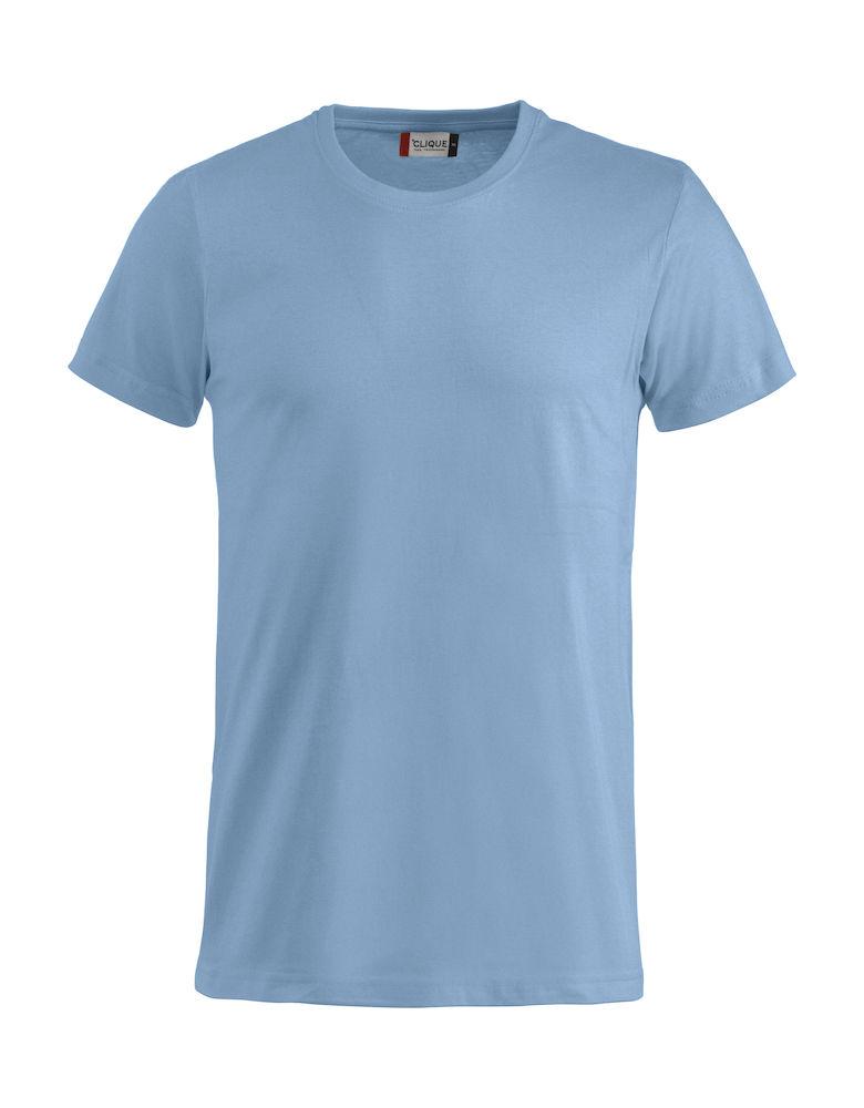 Arbeits T-Shirt Basic royalblau